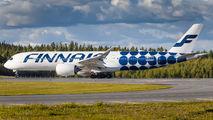 OH-LWL - Finnair Airbus A350-900 aircraft