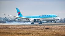 HL7206 - Korean Air Boeing 787-9 Dreamliner aircraft