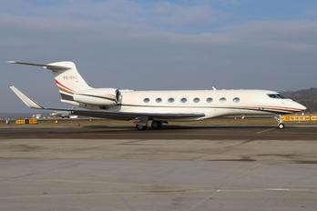 VQ-BNZ - Jordan - Government Gulfstream Aerospace G650, G650ER