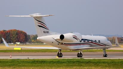N243PC - Private Hawker Beechcraft 4000 Horizon