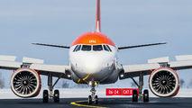 G-UZHH - easyJet Airbus A320 NEO aircraft