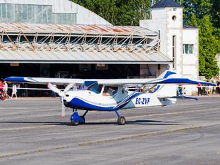 EC-ZVF - Private AeroAndina MXP 1000 Tayrona
