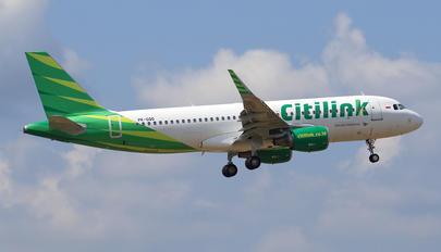 PK-GQO - Citilink Airbus A320