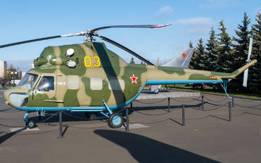 03 - Russia - Air Force Mil Mi-2