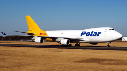 N454PA - Polar Air Cargo Boeing 747-400F, ERF