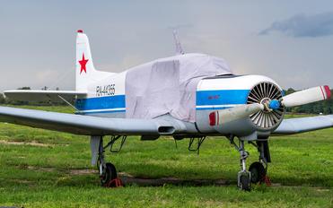 RA-44355 - Private Yakovlev Yak-18T