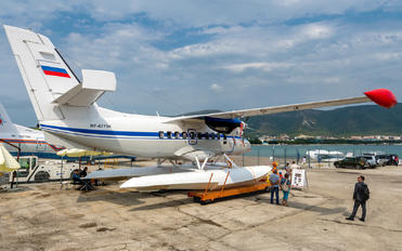RA-67758 - Russia - Air Force LET L-410UVP-E20 Turbolet
