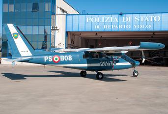 PS-B08 - Italy - Police Partenavia P.68 Observer