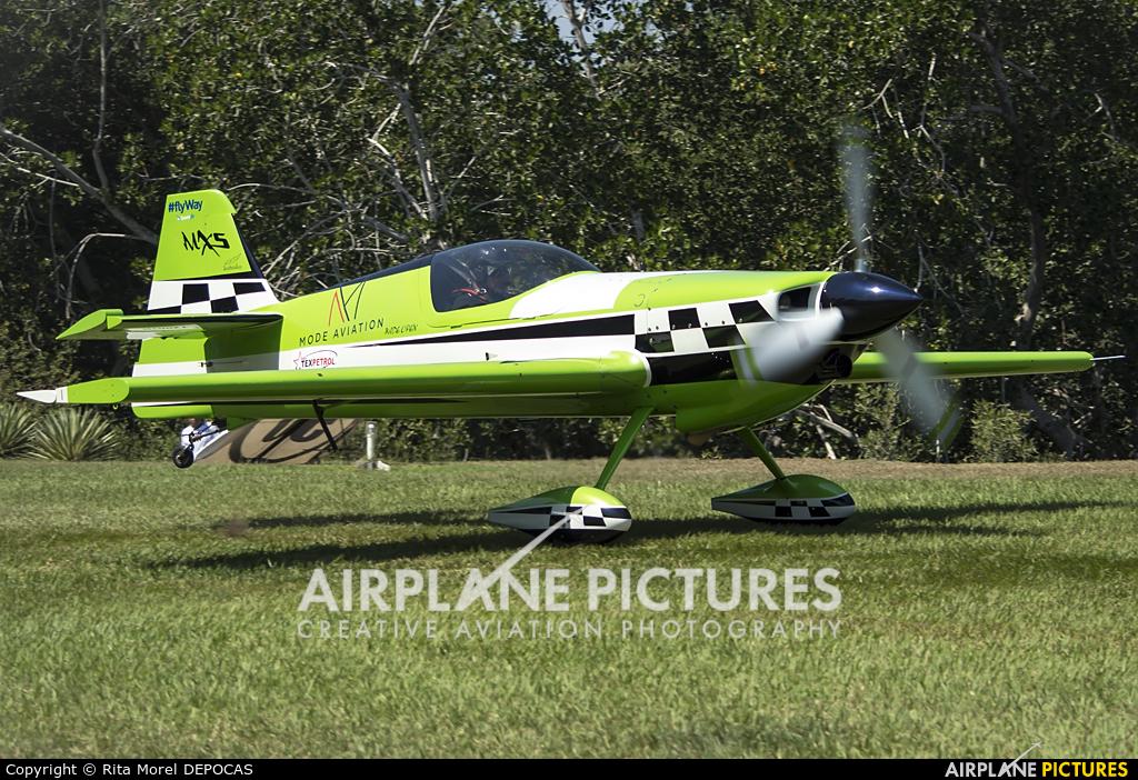 Private N700XT aircraft at Iztapa