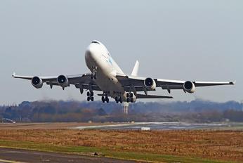 OO-THD - ASL Airlines Boeing 747-400F, ERF