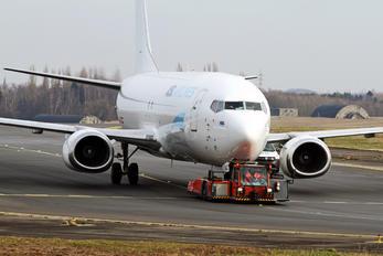 OE-IAZ - ASL Airlines Belgium Boeing 737-400