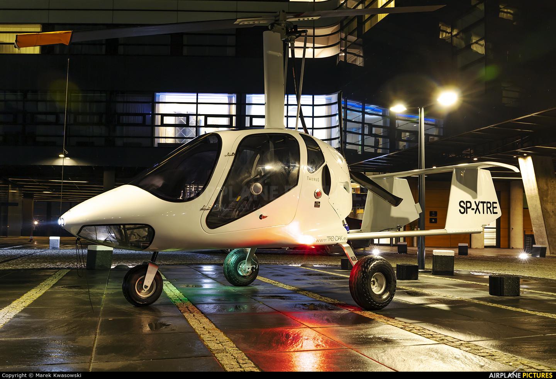Trendak Aviation SP-XTRE aircraft at Gdynia