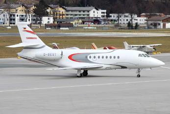 D-BEST - Bauhaus Dassault Falcon 2000 DX, EX