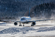9H-ICE - DC Aviation Airbus A318 CJ aircraft