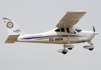 EC-MEK - Private Tecnam P92 Eaglet