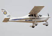EC-MEK - Private Tecnam P92 Eaglet aircraft