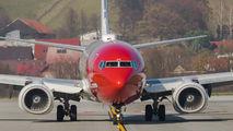 LN-DYE - Norwegian Air Shuttle Boeing 737-800 aircraft