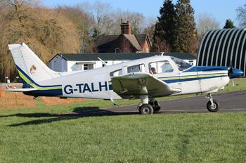 G-TALH - Private Piper PA-28 Arrow