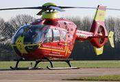 G-HWAA - Midlands Air Ambulance Eurocopter EC135 (all models) aircraft