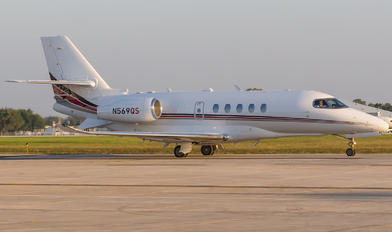 N569QS - Netjets (USA) Cessna 500 Citation
