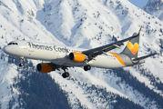 G-TCDC - Thomas Cook Airbus A321 aircraft