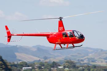 ZK-HXY - Aerius Robinson R44 Clipper