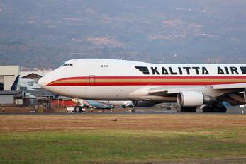 N700CK - Kalitta Air Boeing 747-400F, ERF