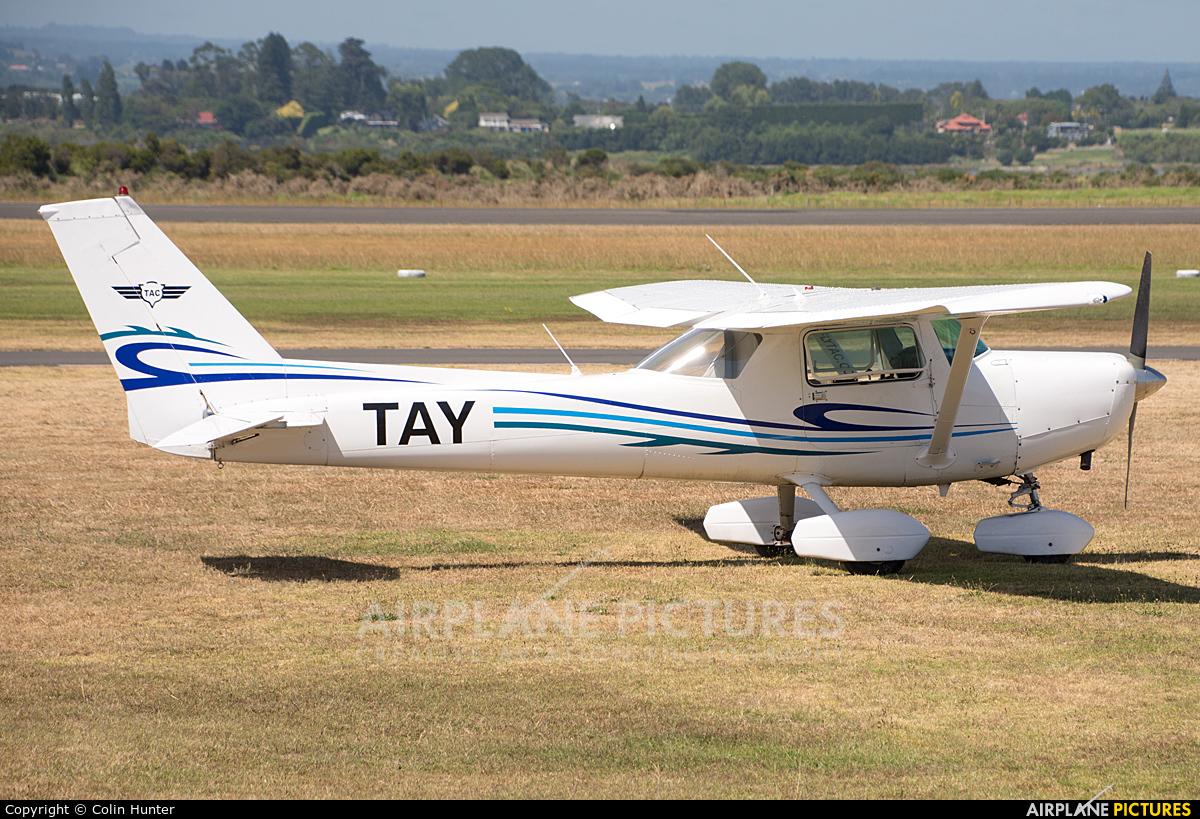 Aero Club - Tauranga ZK-TAY aircraft at Tauranga