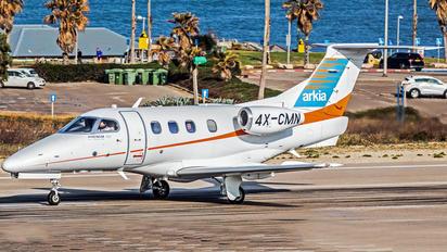 4X-CMN - Arkia Embraer EMB-500 Phenom 100