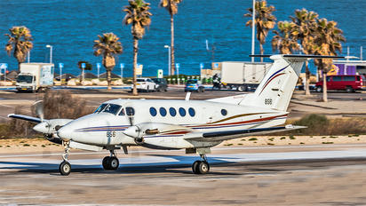 856 - Israel - Defence Force Beechcraft 200 King Air