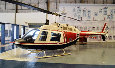 H8-01/38 - Thailand - Air Force Bell 206B Jetranger III