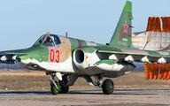 03 - Russia - Air Force Sukhoi Su-25SM3 aircraft