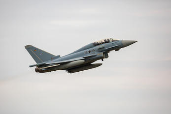 30+35 - Germany - Air Force Eurofighter Typhoon T