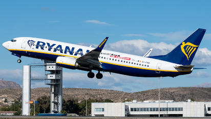 EI-FRO - Ryanair Boeing 737-800