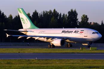 EP-MMJ - Mahan Air Airbus A310