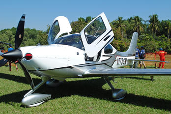 N773GM - Private Cirrus SR22-GTS G3 Turbo