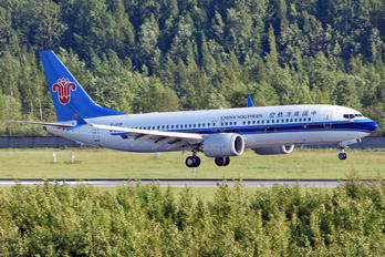 B-1205 - China Southern Airlines Boeing 737-8 MAX