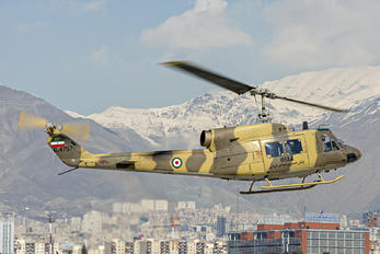 6-4757 - Iranian Army Bell 214(all models)
