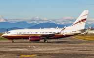 N162WC - Private Boeing 737-700 BBJ aircraft
