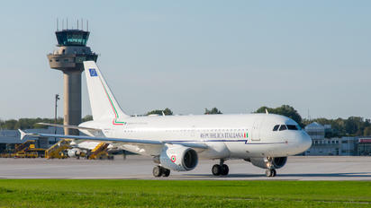 MM-62243 - Italy - Air Force Airbus A319 CJ