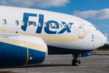 PR-FLX - Flex Boeing 737-300