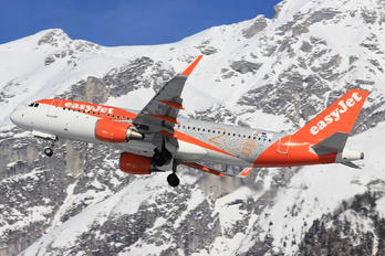 OE-INQ - easyJet Europe Airbus A320