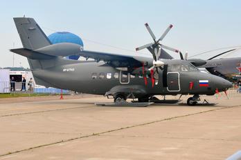 RF-67743 - Russia - Air Force LET L-410UVP-E20 Turbolet