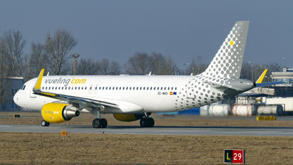 EC-MAO - Vueling Airlines Airbus A320