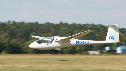 PH-473 - Private Schempp-Hirth Standard Cirrus