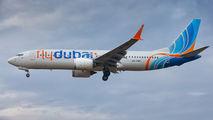 A6-FMF - flyDubai Boeing 737-8 MAX aircraft
