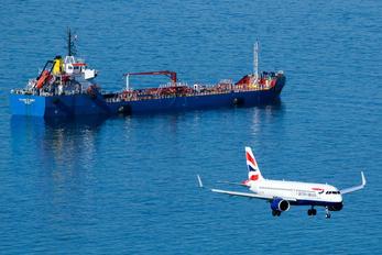 G-TTNG - British Airways Airbus A320 NEO