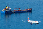 G-TTNG - British Airways Airbus A320 NEO aircraft