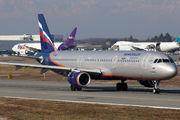 VP-BAY - Aeroflot Airbus A321 aircraft