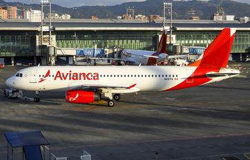 N491TA - Avianca Airbus A320